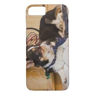 Capa iPhone 8/7 Iogue o cão da ciência