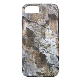 Capa iPhone 8/7 iPhone 7, cara resistente Camo da rocha