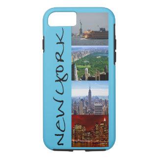 Capa iPhone 8/7 iPhone 7 da maçã das imagens do newyork, design