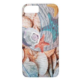Capa iPhone 8/7 iPhone 7, design da estrela do mar