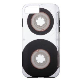 Capa iPhone 8/7 iPhone: Cassete áudio de banda magnética. Proteção