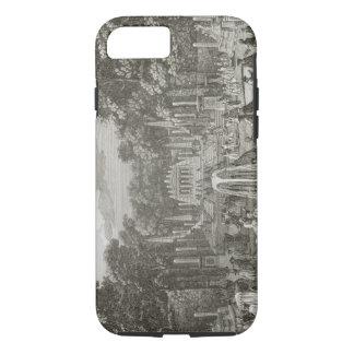 Capa iPhone 8/7 L'Arc de Triomphe, Versalhes (gravura)
