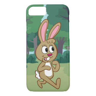 Capa iPhone 8/7 Lebre do rick | Becky da guarda florestal