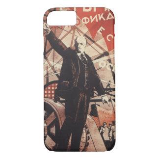Capa iPhone 8/7 Lenin