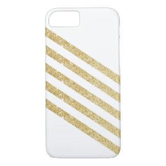 Capa iPhone 8/7 Listra do ouro