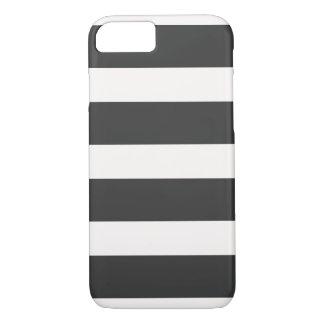 Capa iPhone 8/7 Listras ajustáveis de PixDezines/cores diy