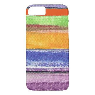 Capa iPhone 8/7 listras e cores