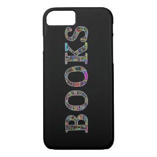 Capa iPhone 8/7 Livros: um design para amantes de livro