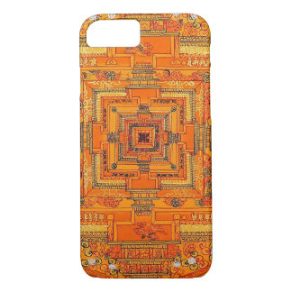 CAPA iPhone 8/7 MANDALA MÍSTICO DO FULGOR