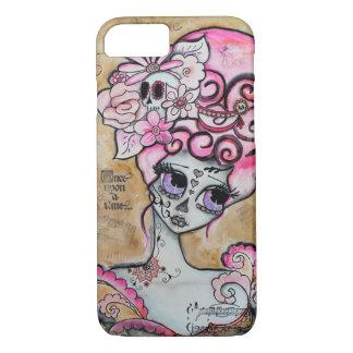 Capa iPhone 8/7 Marie Antoinette, Diâmetro de los Muertos