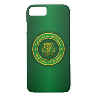 Capa iPhone 8/7 Medalhão irlandês