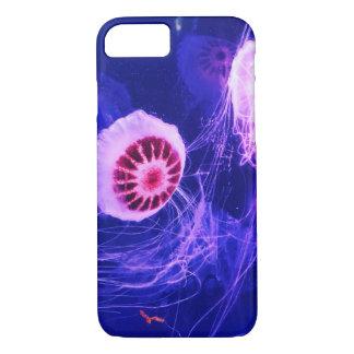 Capa iPhone 8/7 Medusa luminosas de néon
