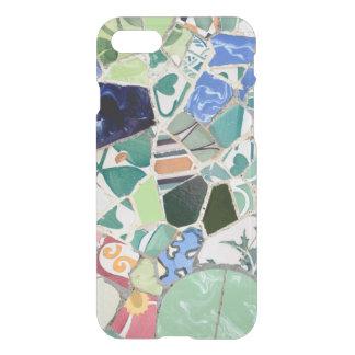 Capa iPhone 8/7 Mosaicos de Guell do parque