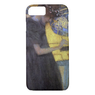 Capa iPhone 8/7 Música de Gustavo Klimt