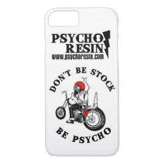 Capa iPhone 8/7 Não seja conservado em estoque, seja PSICÓTICO!