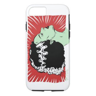 Capa iPhone 8/7 Noiva de Frankenstein