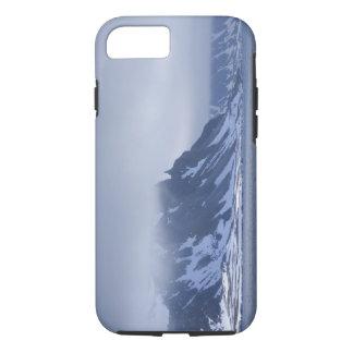 Capa iPhone 8/7 Noruega, círculo ártico, Oceano Atlântico norte.