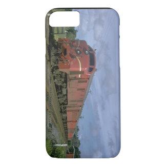 Capa iPhone 8/7 Nova Zelândia, diesel_Trains do táxi do mundo