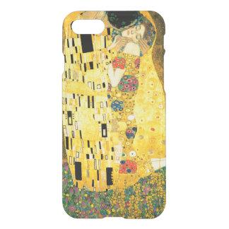 Capa iPhone 8/7 O beijo por Gustavo Klimt