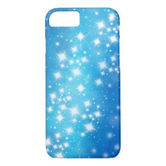 Capa iPhone 8/7 o céu nocturno estrelado stars sparkles