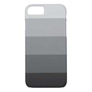 Capa iPhone 8/7 o iPhone 7 encaixota máscaras de | da cor cinzenta