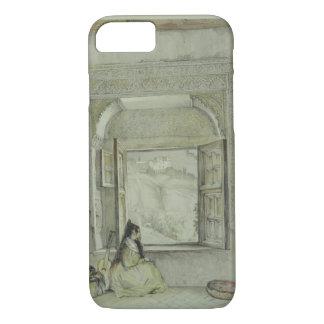 Capa iPhone 8/7 O palácio do Generalife, das casas de Cha