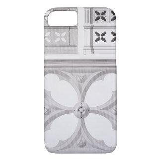 Capa iPhone 8/7 O palácio Ducal, compartimentos do Bal do sul