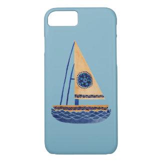 Capa iPhone 8/7 O veleiro tribal