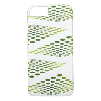 Capa iPhone 8/7 O verde desvanece-se