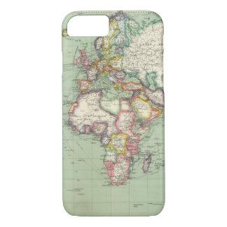 Capa iPhone 8/7 Oceano Índico, Oceano Atlântico
