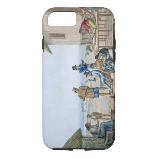 Capa iPhone 8/7 Ocupações domésticas, Agagna, Guam, Filipinas, f