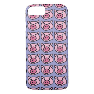 Capa iPhone 8/7 oink - porcos