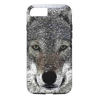 Capa iPhone 8/7 Olhos do lobo