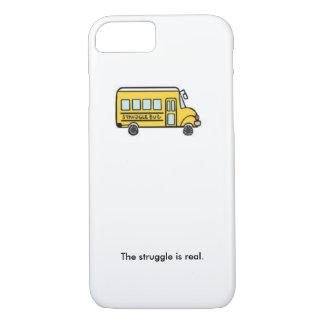 Capa iPhone 8/7 Ônibus do esforço