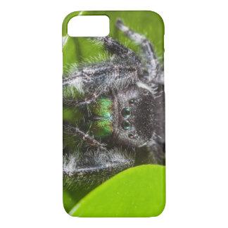 Capa iPhone 8/7 Ousando a aranha de salto