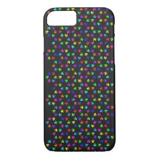 Capa iPhone 8/7 padrões da cor
