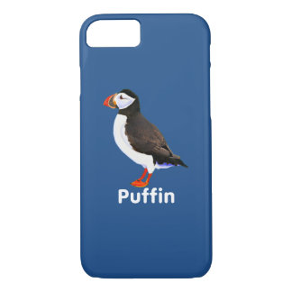Capa iPhone 8/7 Papagaio-do-mar atlântico