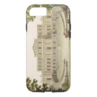 Capa iPhone 8/7 Pavilhão de Haarlem, 'dos monumentos do DES de