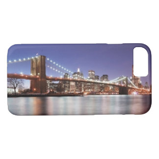 Capa iPhone 8/7 Ponte de Brooklyn