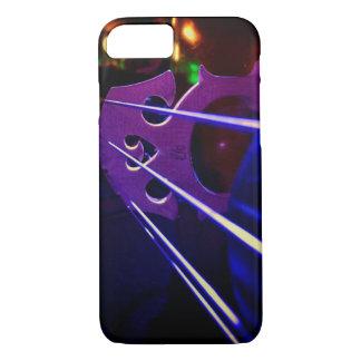 Capa iPhone 8/7 Ponte do violoncelo e fim-acima das cordas