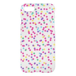 Capa iPhone 8/7 Pontos dos confetes