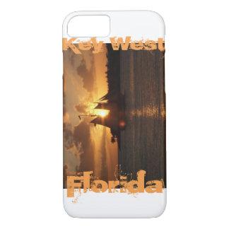 Capa iPhone 8/7 Por do sol de Key West Florida