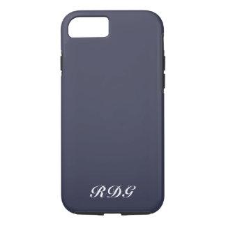 Capa iPhone 8/7 Profissional moderno dos azuis marinhos com