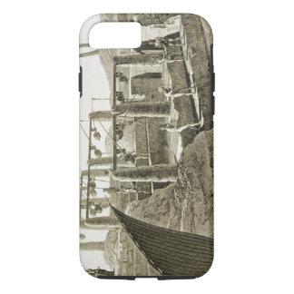 Capa iPhone 8/7 Recolhendo a água do Nile, chapeie 6 de Volum