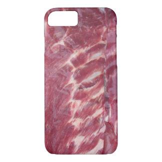 Capa iPhone 8/7 Reforços de carne de porco