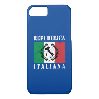 Capa iPhone 8/7 Repubblica Italiana