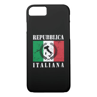 Capa iPhone 8/7 Repubblica Italiana