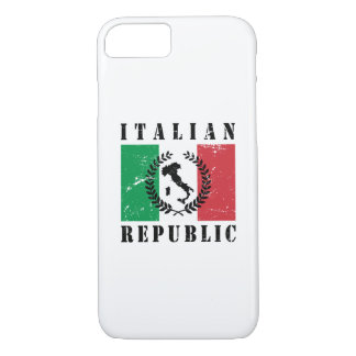 Capa iPhone 8/7 República italiana