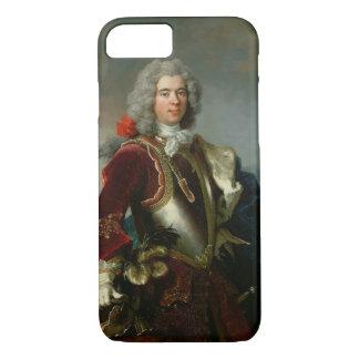 Capa iPhone 8/7 Retrato do príncipe Jacques 1er Grimaldi (óleo no