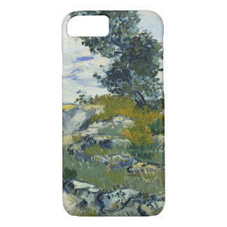 Capa iPhone 8/7 Rochas de Vincent van Gogh com belas artes do